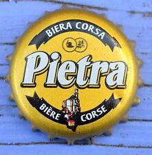 Capsule de bière Pietra (Corse)