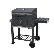 Barbecue e riscaldamento da esterno grigia