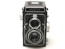 Zeiss Ikon Ikoflex + Opton Tessar 75mm F3.5