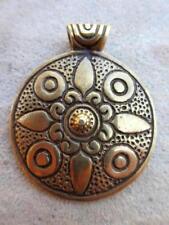 Large Brass Pendant [68469]