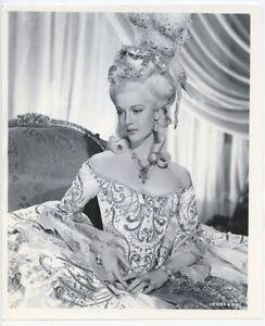 ANITA LOUISE 1938 Vintage Hollywood Portrait in MARIE ANTOINETTE