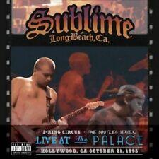 SUBLIME - 3 RING CIRCUS-LIVE AT THE PALACE 1995  (CD + DVD)  ROCK & POP  NEU
