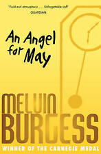 An Angel For May by Burgess, Melvin