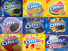 NABISCO OREO Creme Filled Sandwich or Chocolate Covered Cookies choices PICK ONE