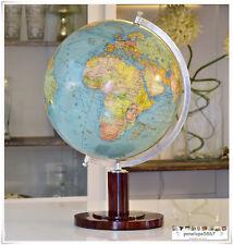 @ großer COLUMBUS Erdglobus Globus  Bauhaus Stil  @