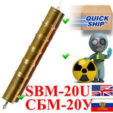 New Counter Sbm 20 1 Sbm 20 1 An Sts 5 Si22g M4011 Geiger Muller Tube Detector