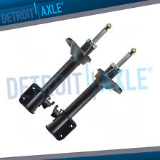 2003 2004 2005 for Subaru Forester Complete Rear Bare Strut Shocks Pair
