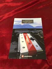Car Brochure: Vauxhall Astra GSi 1.8i 16v - 1993