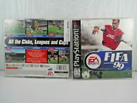 FIFA 99 (Sony PlayStation 1, 1998) PS1 Complete Tested & Works Ships Free