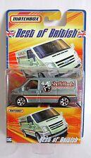 Matchbox Superfast 37m Ford Transit 'Sheffelford's Bakery' - 2007 Issue - MiB