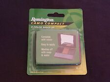 Remington Camo Compact 4 Color Make-Up Kit w Mirror #18310
