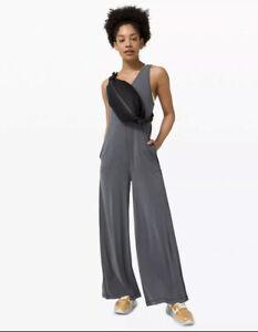 ☀️Lululemon All Hours Belt Bag NWT Black Mesh Crossbody Fanny Waist Pack 4.5L