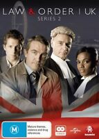 Law & Order: UK - Series 2 = NEW DVD R4