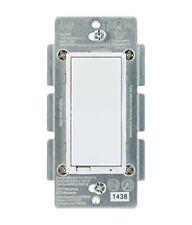 GE Z-Wave 12722 Wireless Lighting Control Smart Switch - White