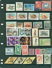 worldwide VFMNH stamps CV $40.60 cheap!