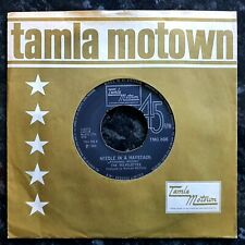 """The Velvelettes - Needle In A Haystack / I'm The Exception - TMG 806 Motown 7"""""""