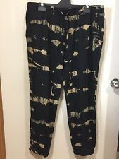 ROCKMANS CASUAL PANTS...SIZE 18...STRETCH WAIST..NEW WITH TAG..RRP$49.99