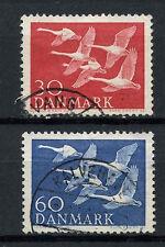 Birds Postage Danish & Faroese Stamps