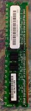 Ventura 1GB PC2-3200 DDR2-400MHz ECC Reg CL3 240-Pin DIMM Dual Rank ~ 1 Pair