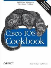 Cisco IOS Cookbook: By Dooley, Kevin, Brown, Ian