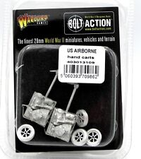 Bolt Action 403013109 US Airborne Hand Carts (WWII) Paratrooper Supply Vehicles