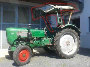 Traktor Schlepper Verdeck
