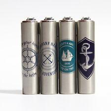 4pcs New original clipper lighters case cover not including inner lighters,MMC20