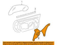 Chevrolet GM OEM 97-04 Corvette Door-Window Regulator 15781690