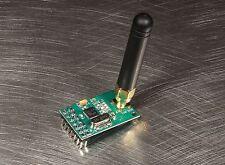 2 Pcs NRF905 Wireless Module (PTR8000+) Wireless Transmission 433/486/915MHz