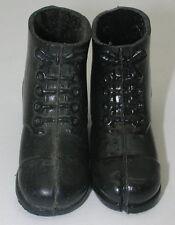 Vintage GI Joe Short Black Boots  GI2994