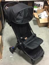 Mountain Buggy Nano V2 Folding Baby Single Seat Stroller, Black