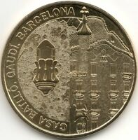 Monnaie de Paris - BARCELONE - CASA BATLLO - BALCON 2020