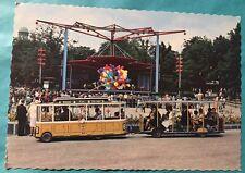 Denmark Post Card Copenhagen Tivoli The Pantomime Plaenen
