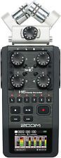 New Zoom H6 Handy Modular Field Recorder Auth Dealer Warranty Best Deal on ebay!
