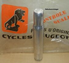 OLD BIKE NOS TIGE SADDLE DURAL BOUCHE 26.2 SEATPOST ROAD RACING EROICA