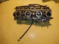 04 Yamaha FJR1300A ABS Injectors/Carb Assembly.