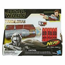 Nerf Star Wars MANDALORIAN Rocket Gauntlet Blaster NEW