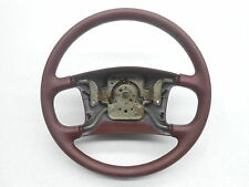 New OEM Ford Tempo Topaz Steering Wheel Less Horn Pad Tiny Crack On The Rear
