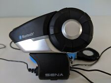 Sena 20S Motorcycle Bluetooth Communication System - Single Unit