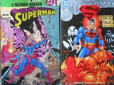 Collezione SUPERMAN 1-22 TP Trade Paperback Play Press Completa [G439]