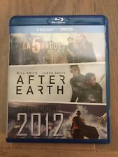 COFFRET 3 FILMS BLUE RAY