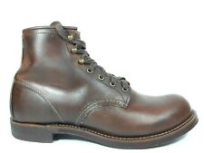 Red Wing 3343 Heritage Blacksmith Copper Rough & Tough Brown Boots Mens 10.5 M