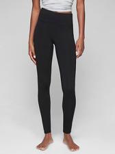 NEW! ATHLETA High Rise Chaturanga Tight Leggings XS | Classic Yoga Black FULL