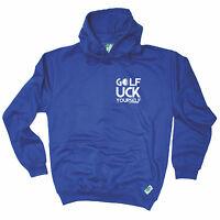 Golf Uck Yourself HOODIE golfer golfing humour hoody funny birthday gift 123t