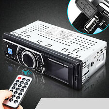 Car Radio Stereo Head Unit Music Player MP3/USB/SD/AUX-IN/FM In-dash Not CD DVD