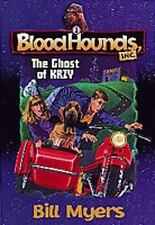 The Ghost of KRZY (Bloodhounds, Inc #1)-ExLibrary
