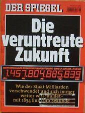 SPIEGEL 26/2005 Die Staatsverschuldung der Bundesrepublik