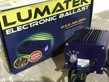 Marine Aquarium Grow Light 400Watt Lumatek Metal Halide Ballast New In Box