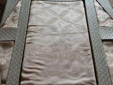 "Vintage Irish Linen Tablecloth 52"" X 52"", 4 Napkins 14 X 14 Unused"