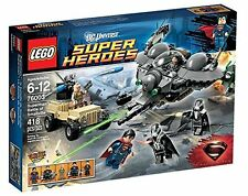 LEGO Super Heroes 76003: Superman Battle of Smallville *BNIB*